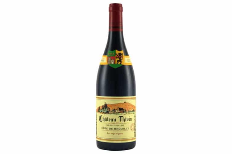 シャトーティヴァンの赤ワイン